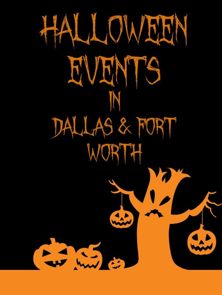 halloween events in dallas fort worth - Halloween Events In Texas