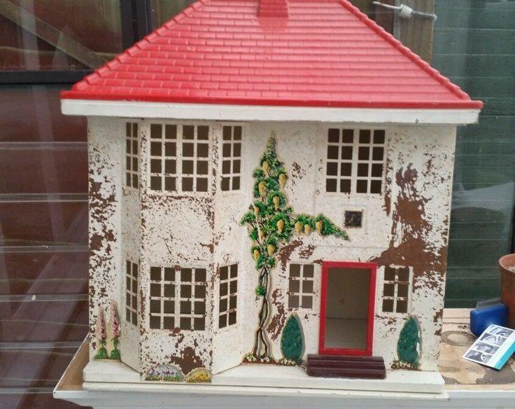 Tri-ang dolls house