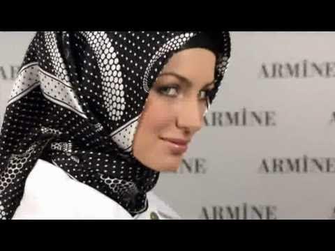 Hijab Fashion: Armine Eşarp Bağlama Modelleri # 11 - YouTube
