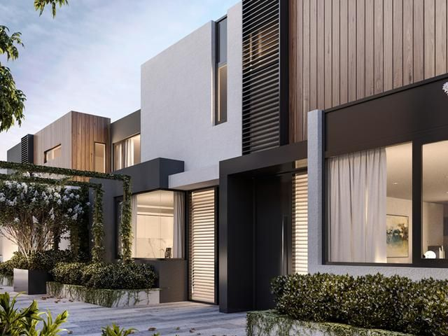 833 High Street Kew East Vic 3102 Facade House Modern Architecture House Townhouse