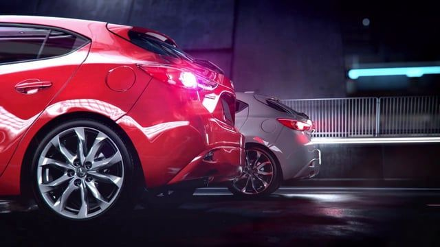 Fastlane is a stylized cinema film for Mazda Canada and Timeplay for an interactive game in theatres.  Credits: Director: IAMSTATIC  Creative Director: Ron Gervais CG / Animation Director: Dave Greene Production Company: TOPIX Lead Animator/Rigger: Kevin Vriesinga Lighting & Rendering: Dave Greene Lighting, Rendering & Compositing: Abdul Mohamud Modeling, Texturing & Rendering: Dave Greene & Chris Crozier Generalist: Ronak Shah Matte Painting: Andrew Nguyen  Compositors: Ron Ger...