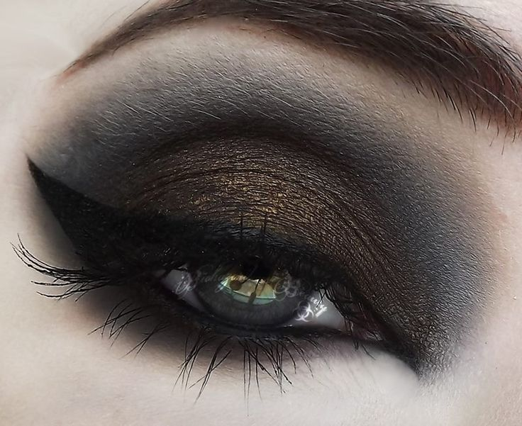 Gothic Witch Eye Makeup Saubhaya Makeup