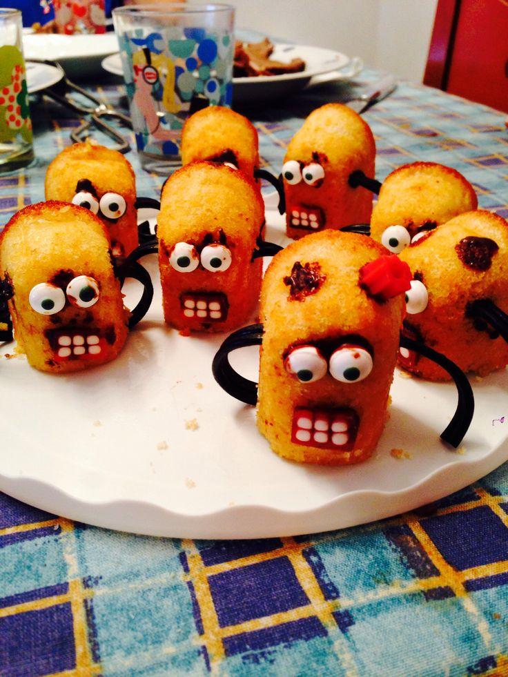 Monstruos minions