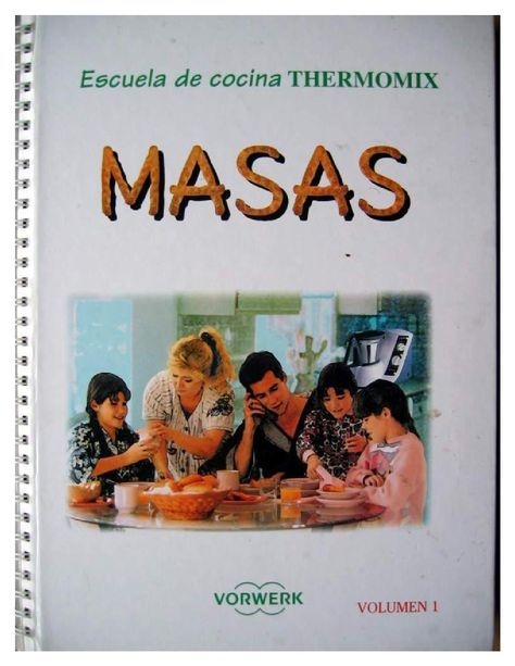 ISSUU - Thermomix masas vol 1 tm21 de Fiesta Thermomix
