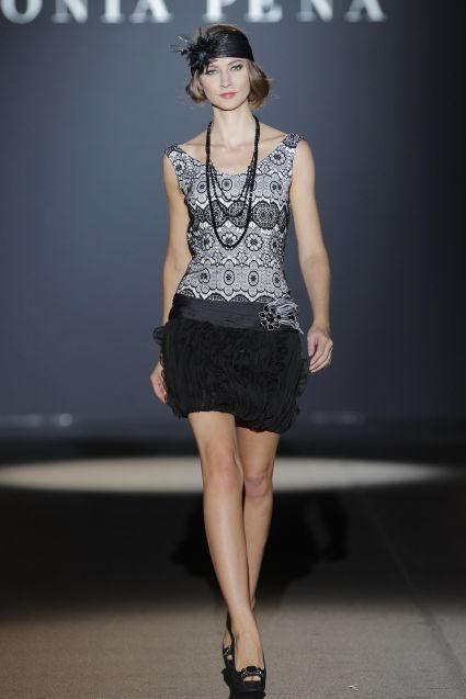 Vestidos de fiesta vintage estilo a os 20 galer a moda femenina a os 20 pinterest - Fiesta anos 20 ...