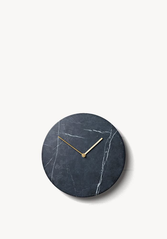 In an age when we have come to rely on our smartphones to tell us the time, Norm Architects want to bring about a renaissance of the classic wall clock. Ente