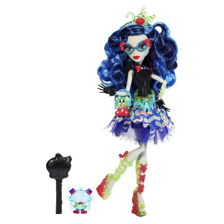 Sweet Screams Wave 2Fall 2014 - Exclusive to TargetAssortment includes:Abbey, Ghoulia Notes: June 28, 2014:Target.comadded the newest Sweet Screams wave to their site.