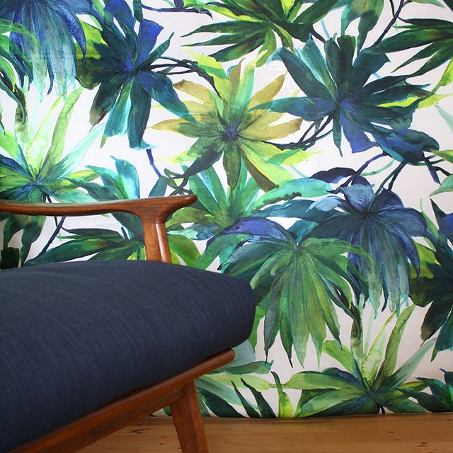 Here's a sneak peek of what's coming up in the new year. Think tropical, think vibrant colours and lush foliage. We're so excited! Stay tuned!