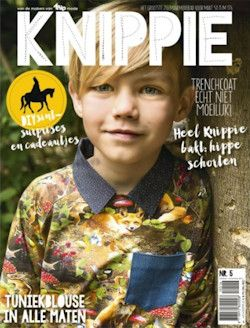 Proefabonnement: 3x Knippie € 21,95: Neem nu een vrijblijvend proefabonnement op het modetijdschrift Knippie. Zes maanden Knippie op proef in de bus met 18% korting op de winkelprijs (8,95 per nummer)!