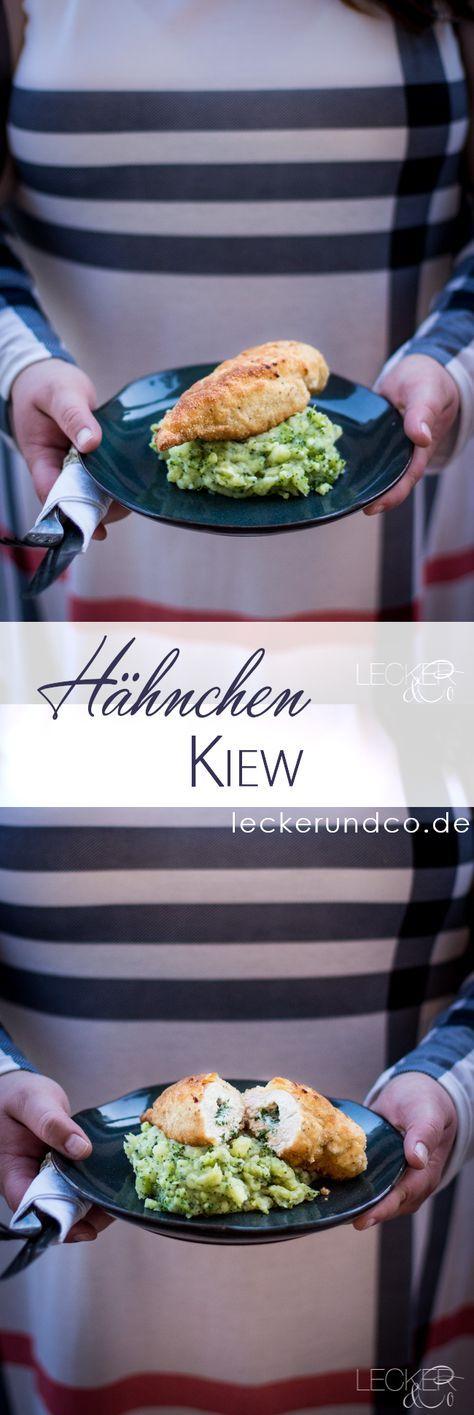 Hähnchen Kiew mit Brokkoli-Kartoffelstampf | nach Jamie Oliver