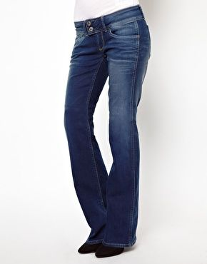 Pepe+Jeans+London+Pimlico+Flared+Jeans