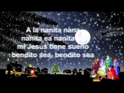 A la nanita nana Villancico con voz - YouTubehttps://www.youtube.com/w atch?v=FdZweHLmJDQ