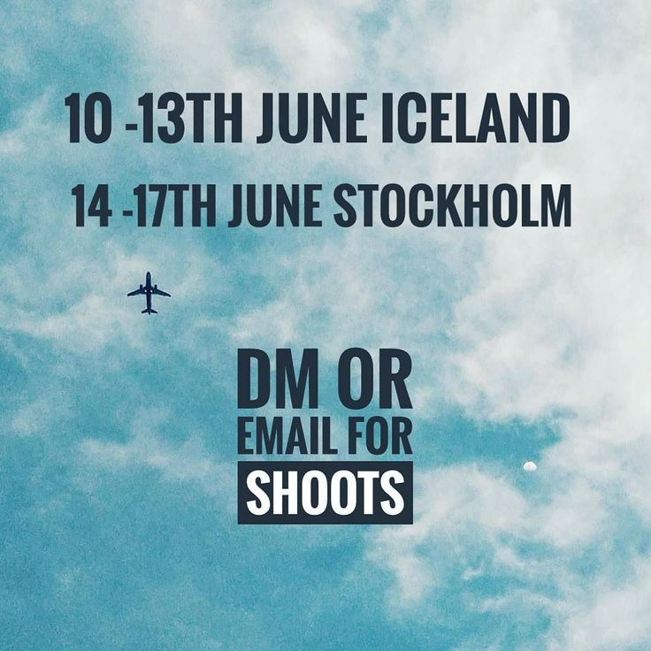 Anyone from Iceland or Stockholm on my feed or their friends. DM/email to book shoots  Share  . . . . #stockholm #iceland #travelnotice