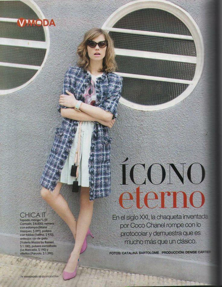 Revista Vanidades  01.11.2013