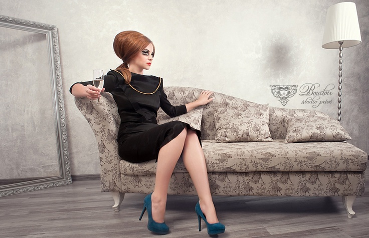 Retro Feelings - colectia Boudoir Studio Prive