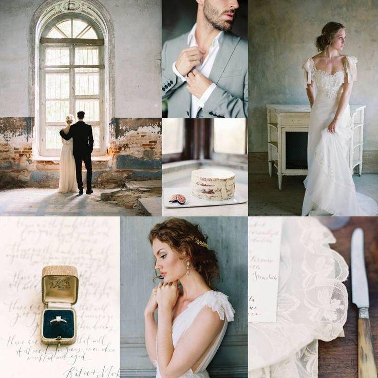 Old World European Wedding Inspiration via Magnolia Rouge