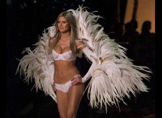 Heidi Klum Quits Victoria's Secret (PHOTOS)