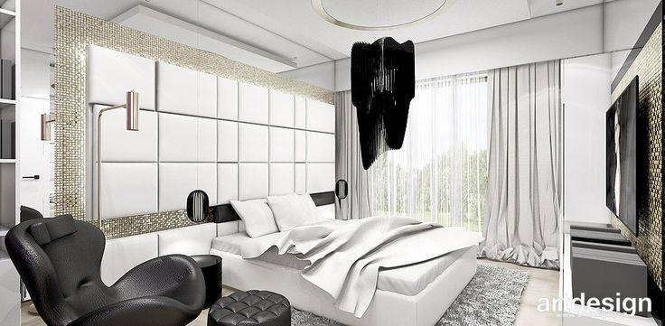 NATURALLY PERFECT | Wnętrze domu | projekt sypialni
