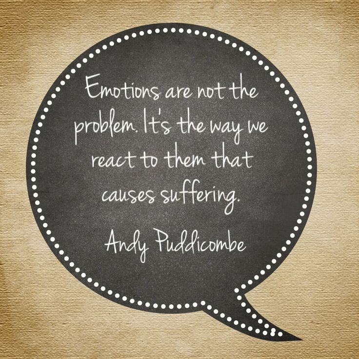 Our thoughts are powerless to control us if we don't let them. #suffering #thoughts #emotions #reacting