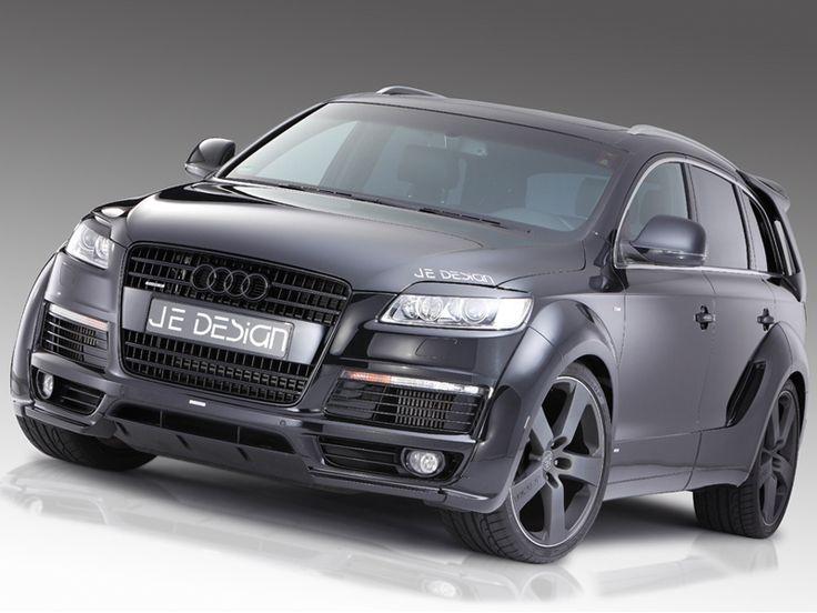 Audi Q7 4L S-Line von JE Design