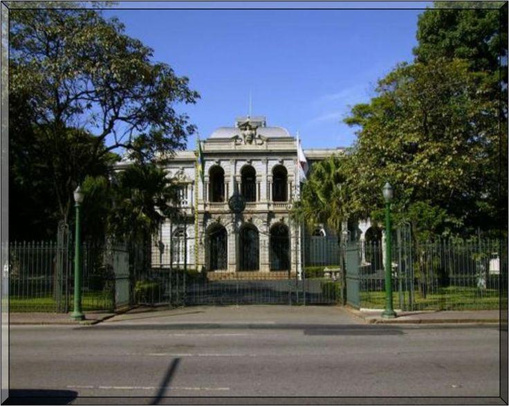 PALÁCIO DA LIBERDADE — em  Belo Horizonte
