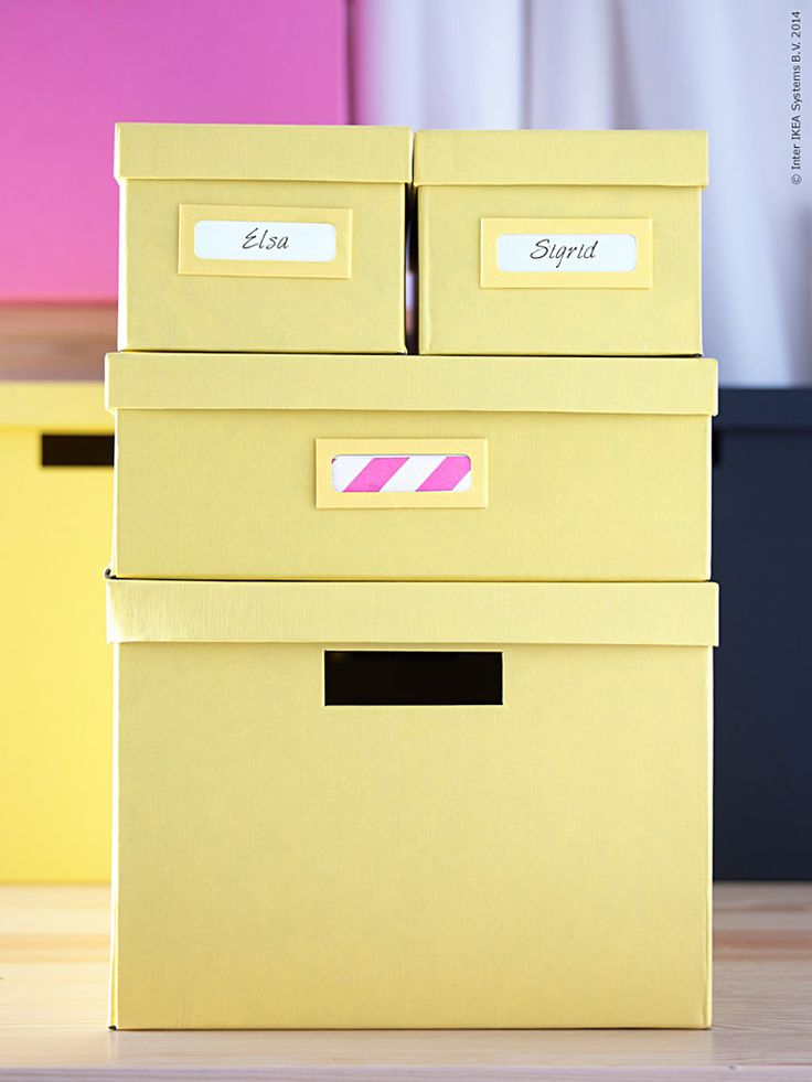 Livet Hemma u2013 IKEA · Storage IdeasCraft StorageIkea StorageSmall StorageStorage BoxesOffice ... & 143 best IKEA STORAGE BOXES images on Pinterest | Ikea storage ... Aboutintivar.Com