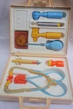 Fisher Price Doctor kit