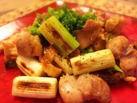 魚焼きグリルで作る おつまみ焼き鳥 レシピ レシピ おつまみ