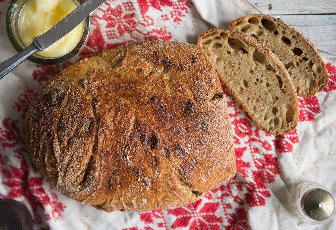 A világ legjobb kenyérreceptje