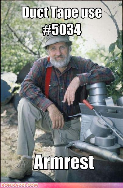 Red Green Pbs Funny Meme Duct Tape Random Funny