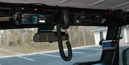 Build A Jeep Wrangler Overhead Console For Equipment