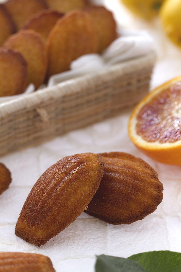 Le madeleine sono un soffice e burroso dessert di origine francese.