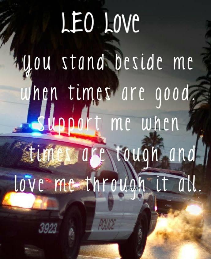 LEO LOVE LAW ENFORCEMENT TODAY www.lawenforcementtoday.com