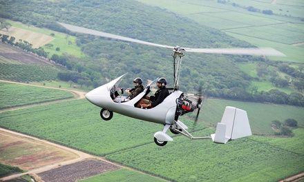 ULM Lozère à MENDE : Baptême de l'air en autogire: #MENDE En promotion à 59€. Promenade aérienne en autogire en compagnie d'un…