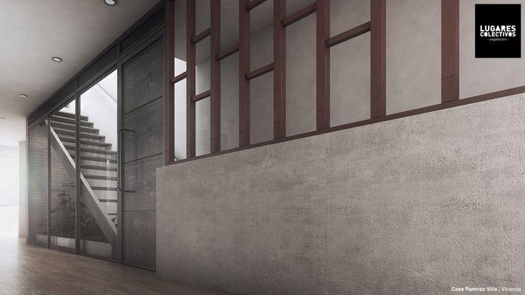https://flic.kr/p/NNsdyN | Casa Ramírez Villa | Diseño: Lugares Colectivos Arquitectos