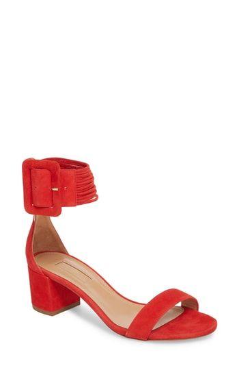 297df0bb6d15 Buy Aquazzura Casablanca Ankle Cuff Sandal (Women) online in 2019 ...