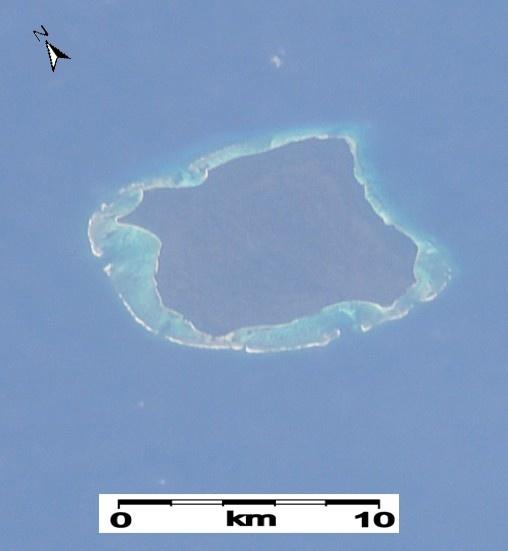 North Sentinel Island  North Sentinel Island is maar 72 vierkante kilometer groot en behoort tot de Andaman eilanden in India. De inwoners van het eiland zijn er – als een van de laatsten op aarde – tot nu toe in geslaagd buitenstaanders te weren. Iedereen die het eiland bezoekt wordt getrakteerd op een regen van pijlen.