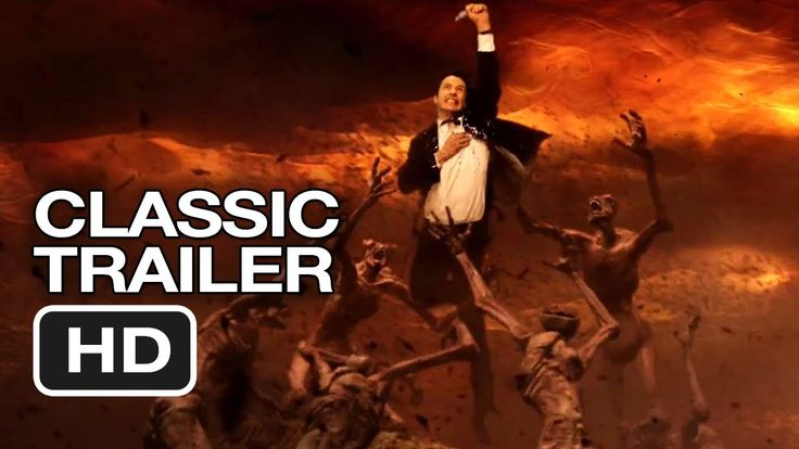 The best movie ever for halloween Constantine (2005) Official Trailer # 1 - Keanu Reeves Movie HD