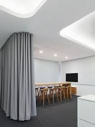 fire-retardant treated curtain