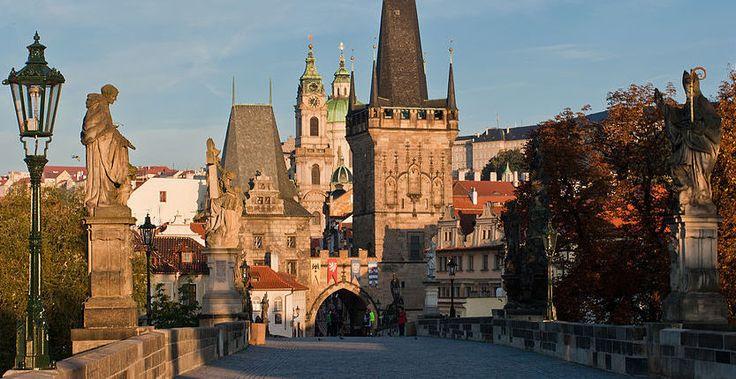 Viaje encantador para descubrir Praga - http://www.absolutpraga.com/viaje-encantador-para-descubrir-praga/