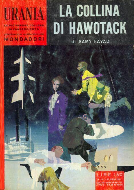 261  LA COLLINA DI HAWOTACK 30/7/1961          SAMY FAYAD