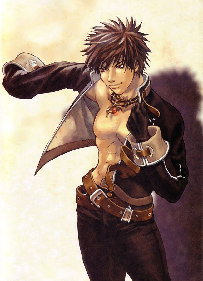 55 best images about Shadow Hearts: Covenant Art ...