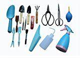 Bonsai Tools 17Piece Set Bonsai Shear Set Succulent Garden Tools Kit 17Pack