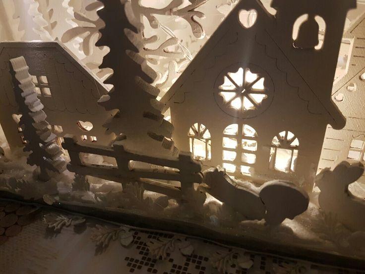 Il Natale è alle porte amiche...e qui al Baule dei sogni abbiamo tanti progettini in atto!