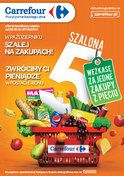 Październikowe szaleństwo zakupów! Carrefour zwraca kasę za zakupy w akcji SZALONA 5 :)