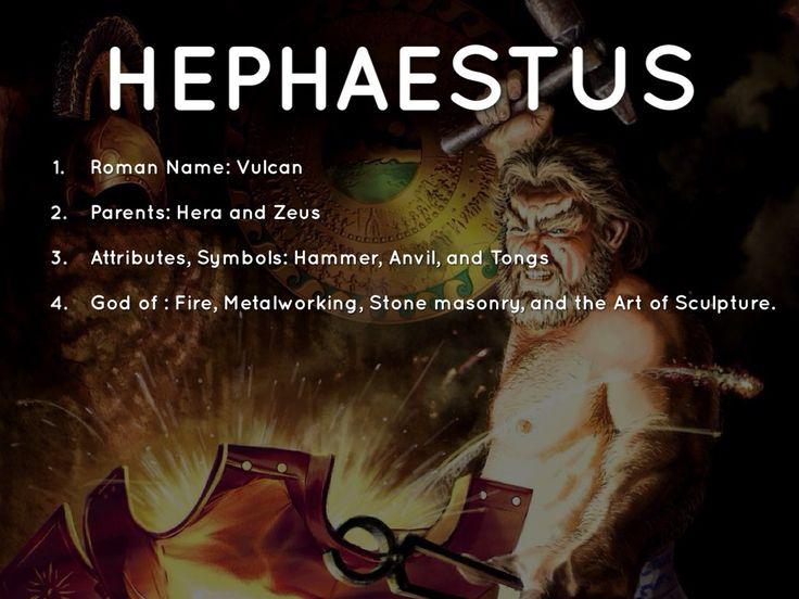 hephaestus symbol - Google Search