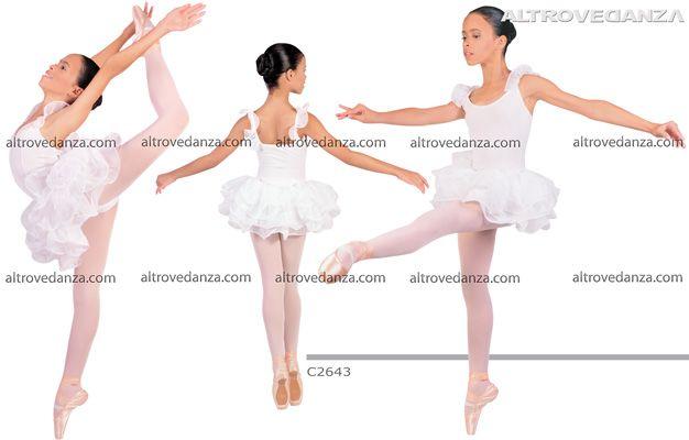 √ Tutù Danza Classica | Tutù per saggio danza classica | Tutù Ballerina su Altrovedanza