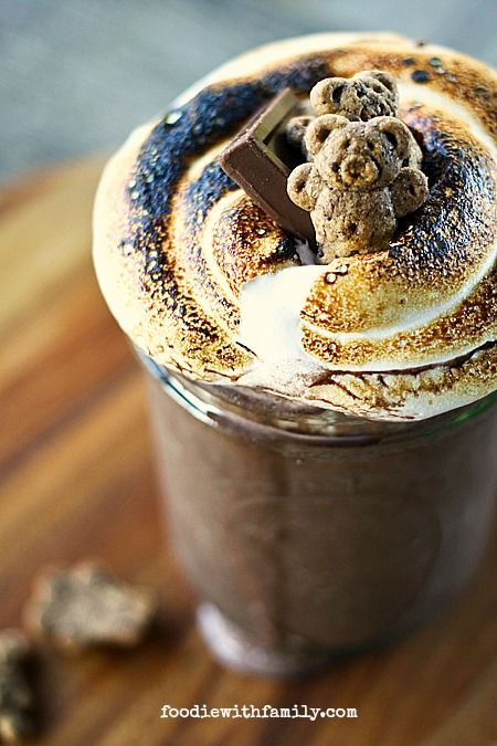 Check out S'Mores Milkshake (Toasted Marshmallow ...
