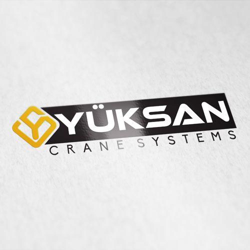 Yüksan Vinç - Logo Tasarımı - Logo Design