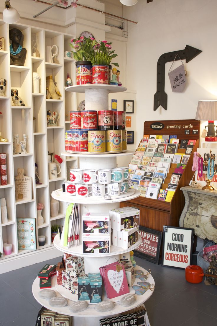 recycled cable drums, shop display, from our shop in Tunbridge wells, Love Inc ltd